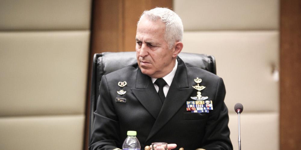 Αυστηρό μήνυμα του Αρχηγού ΓΕΕΘΑ στον Τούρκο ομόλογο του για τις παραβιάσεις και τις μεταναστευτικές ροές