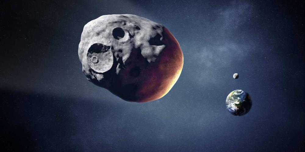 Αυτός ο αστεροειδής είναι το αρχαιότερο ουράνιο σώμα στο ηλιακό μας σύστημα