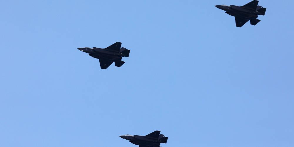 Το αμερικανικό Κογκρέσο ανέστειλε τη μεταφορά των F-35 στην Τουρκία