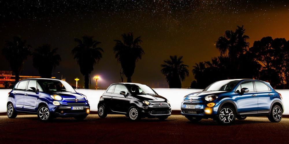 Νέα σειρά εκδόσεων Fiat 500 Mirror με έξτρα εξοπλισμό