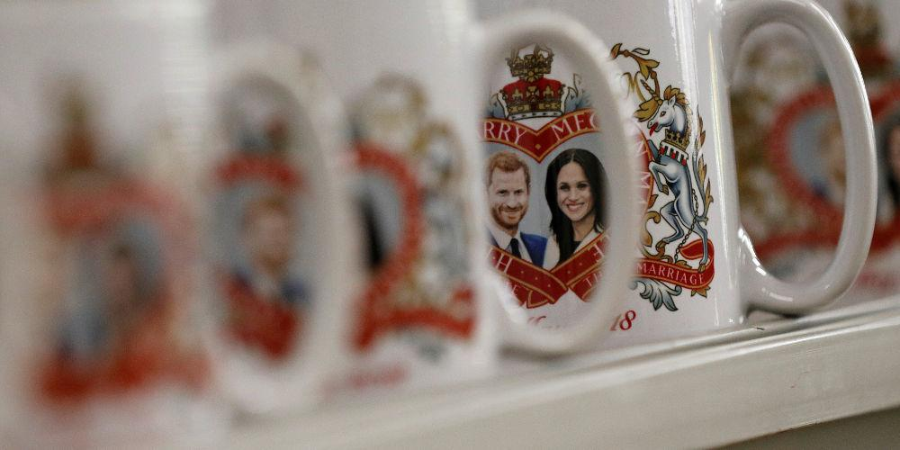 «Ανάπτυξη» στην Βρετανία λόγω του πριγκιπικού γάμου!