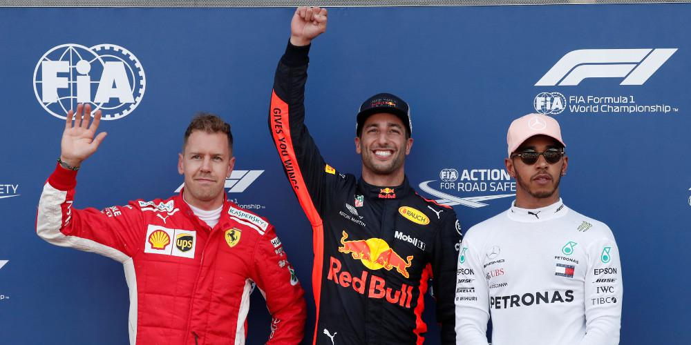 GP Μονακό: Στον Ρικιάρντο η pole position [εικόνα]