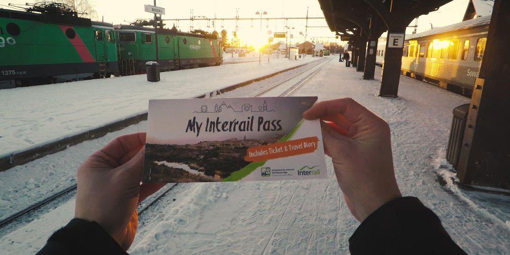 Άνοιξαν οι αιτήσεις για 12.000 δωρεάν εισιτήρια Interrail