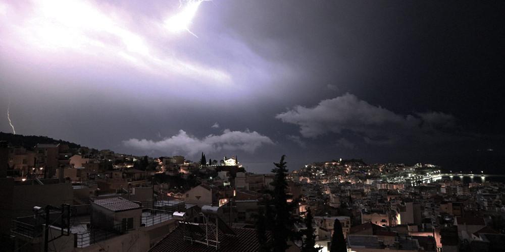 Εκτακτο δελτίο επιδείνωσης καιρού: Ποιες περιοχές θα πληγούν ισχυρές βροχές και καταιγίδες