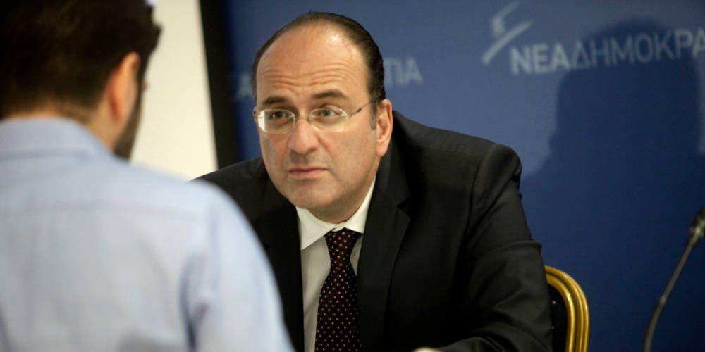 Λαζαρίδης: Σε πανικό ο κ. Τσίπρας τώρα που ήρθε η ώρα να πέσουν οι μάσκες στην υπόθεση Novartis