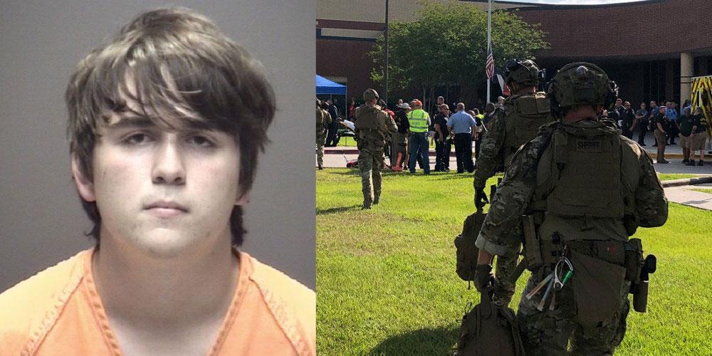 «Ο γιος μου ήταν θύμα μπούλινγκ», λέει ο πατέρας του 17χρονου που σκόρπισε τον θάνατο στο Τέξας