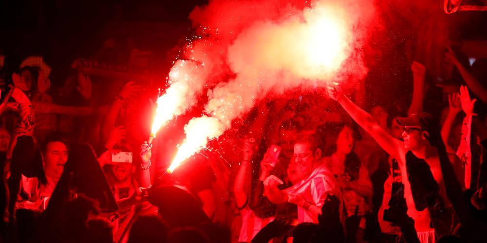 «Κάηκε» η Μασσαλία από τους οπαδούς της Μαρσέιγ για την ήττα από την Ατλέτικο