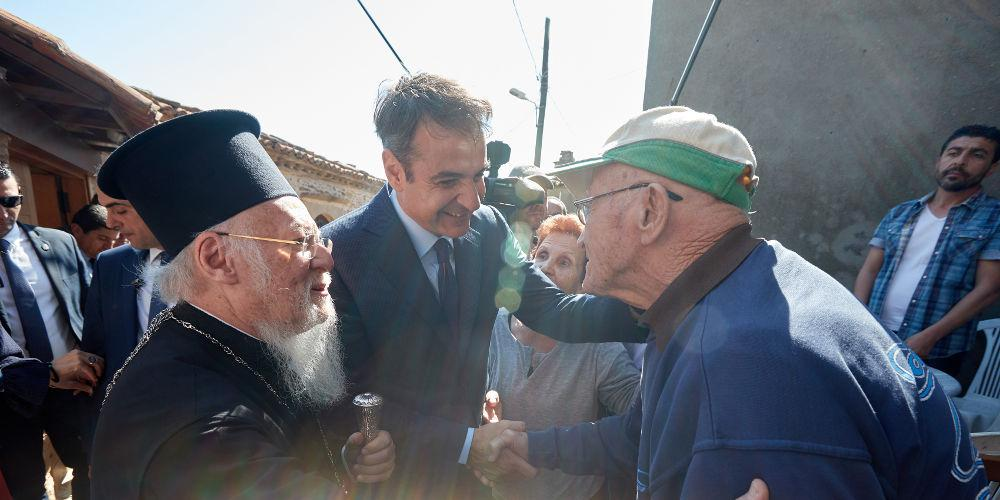 Αποστολή στην Ίμβρο: Η επίσκεψη Μητσοτάκη, οι 500 Έλληνες και το μήνυμα Βαρθολομαίου