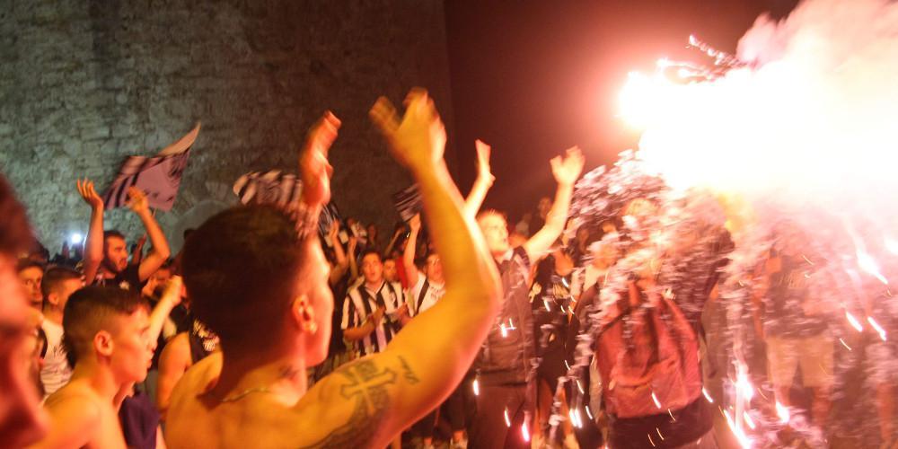 Αποθέωση για τους Κυπελλούχους του ΠΑΟΚ στη Θεσσαλονίκη: Το απόγευμα η φιέσταΑποθέωση για τους Κυπελλούχους του ΠΑΟΚ στη Θεσσαλονίκη: Το απόγευμα η φιέστα