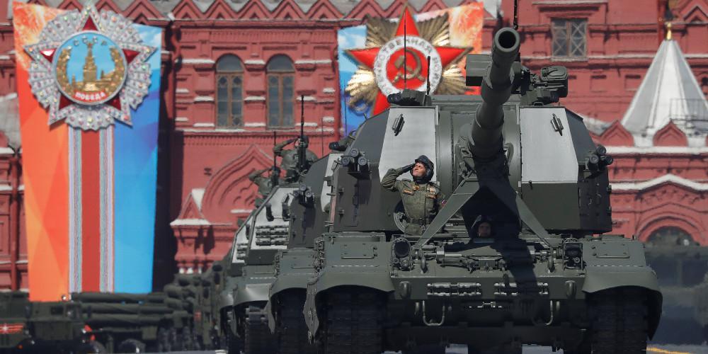 Απετράπη τρομοκρατικό χτύπημα στην παρέλαση για την Ημέρα Νίκης στη Ρωσία