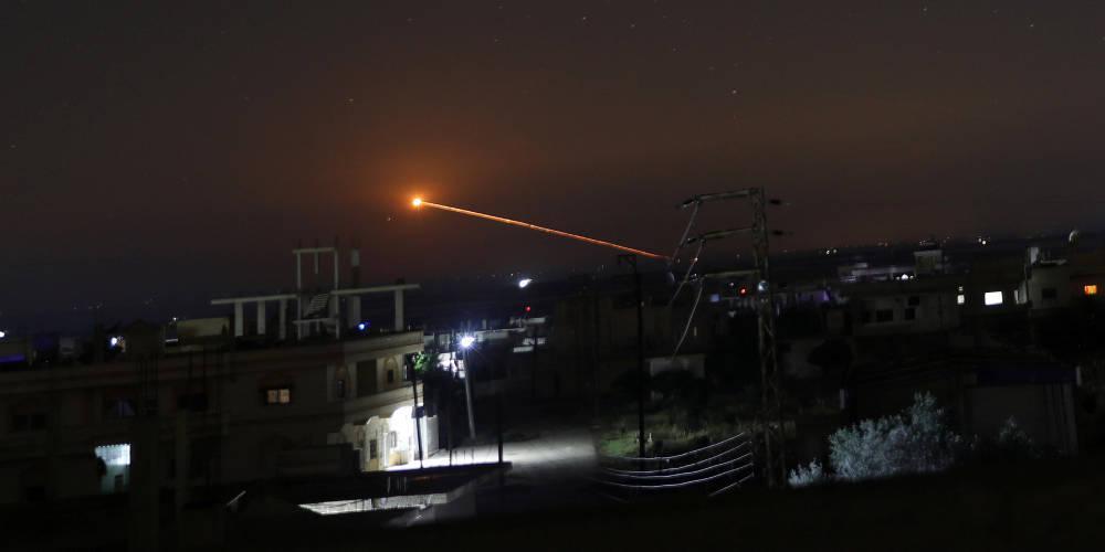 Επίθεση με ρουκέτες τη νύχτα σε αμερικανική βάση στη Βαγδάτη