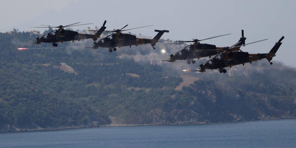 Νέο πογκρόμ στον τουρκικό στρατό – 300 συλλήψεις μέσα στην νύχτα