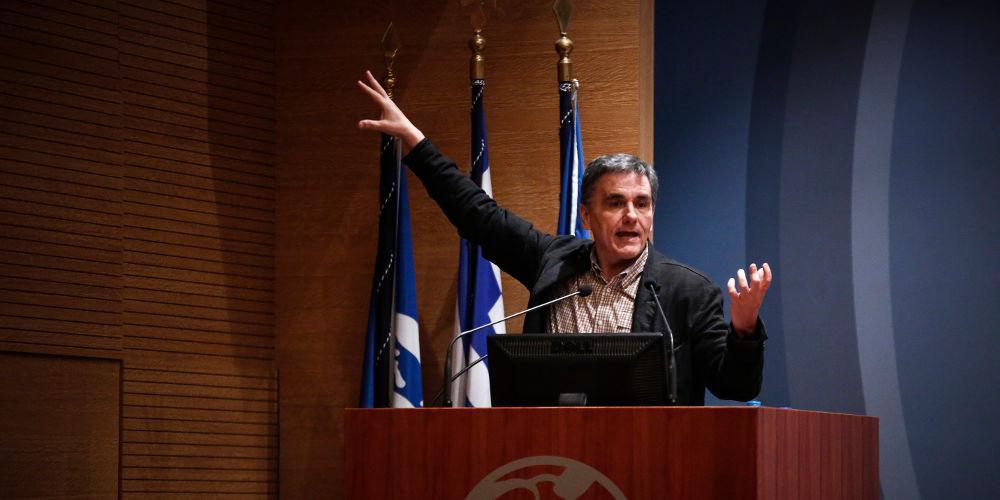 CNBC: Ο Τσακαλώτος μεταξύ των υποψηφίων για τους επικεφαλής του ΔΝΤ