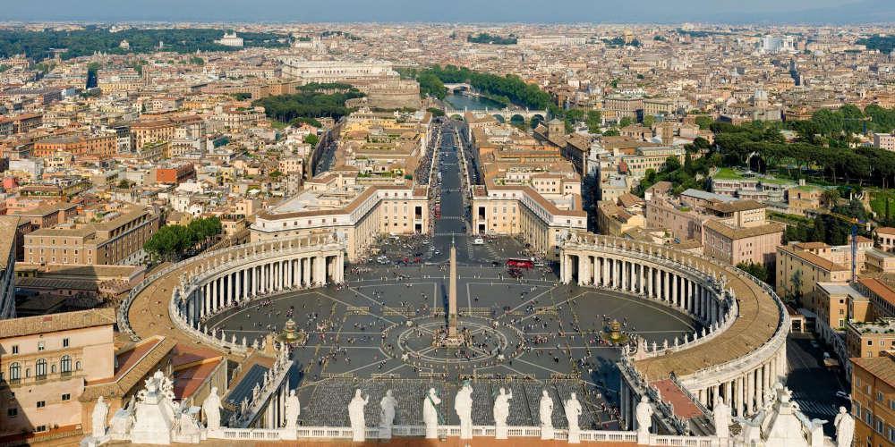 Συναγερμός για βόμβα κοντά στο Βατικανό