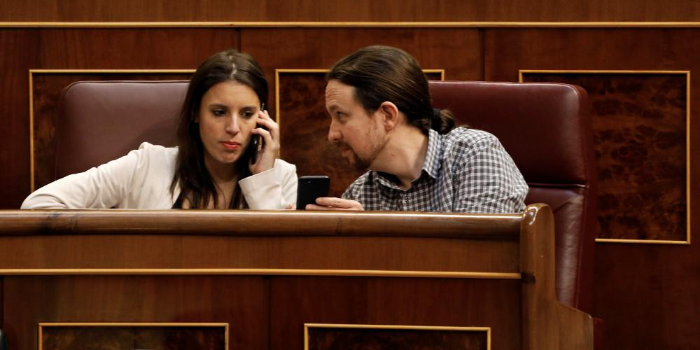 Χωρίς τους Podemos η κυβέρνηση Σάντσεθ στην Ισπανία