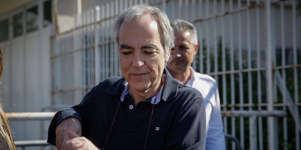 Ξεκινάει απεργία πείνας ο Δημήτρης Κουφοντίνας μετά τη μεταγωγή του στις φυλακές Δομοκού
