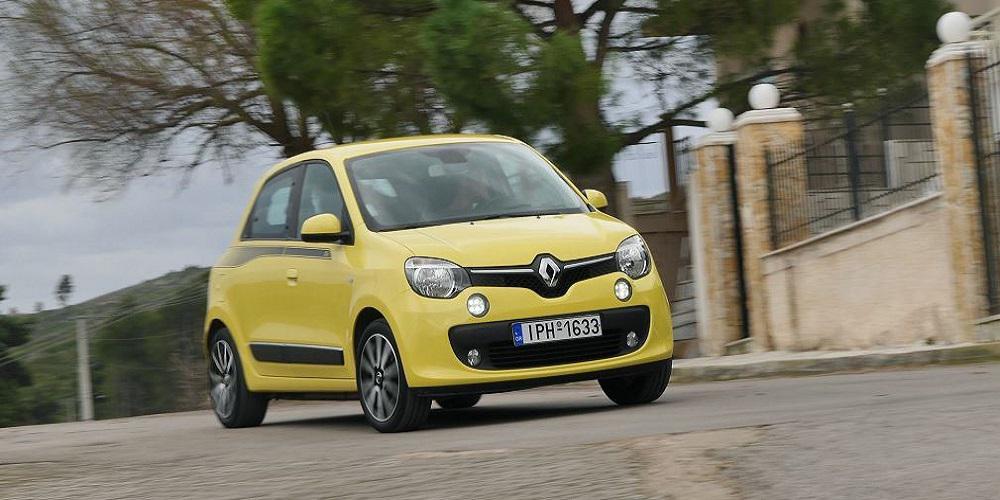 Δοκιμάζουμε το Renault Twingo Turbo