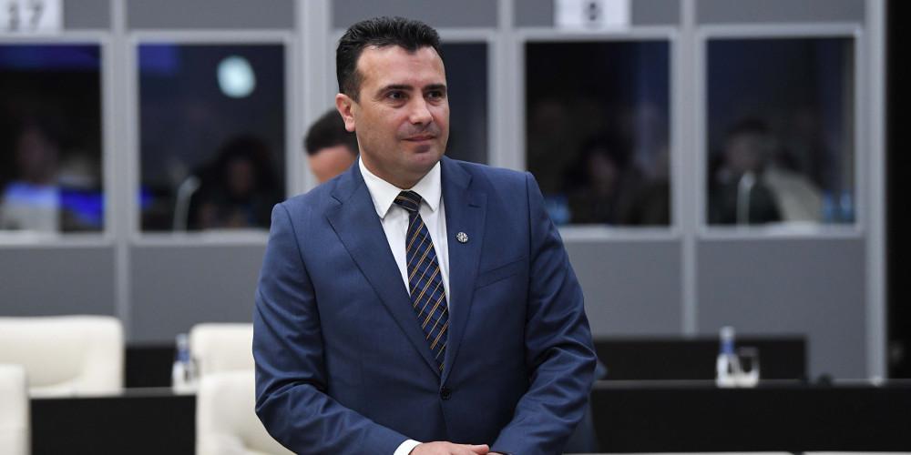 Χαμός στα Σκόπια: Πρόωρες εκλογές ανακοίνωσε ο Ζάεφ