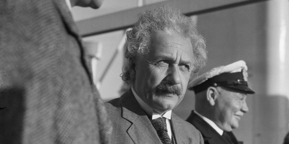 Το «γράμμα του Θεού» του Αϊνστάιν πουλήθηκε σε δημοπρασία τρία εκατομμύρια δολάρια