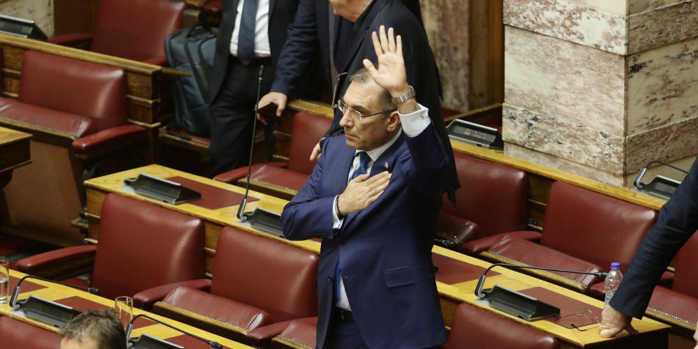 Δημήτρης Καμμένος και Τάκης Μπαλτάκος ιδρύουν νέο κόμμα για να «διώξουν την κυβέρνηση»