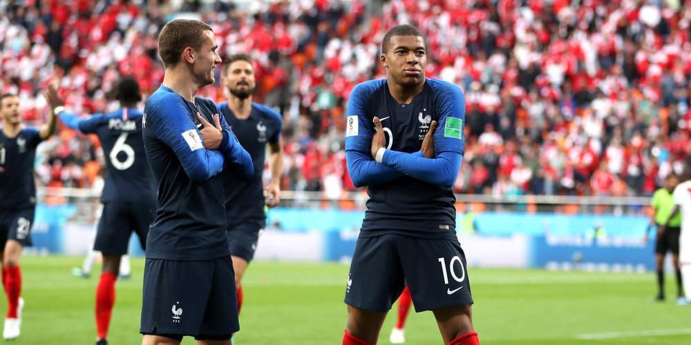Ο Εμπαπέ έστειλε τη Γαλλία στους «16» επικρατώντας με 1-0 του Περού