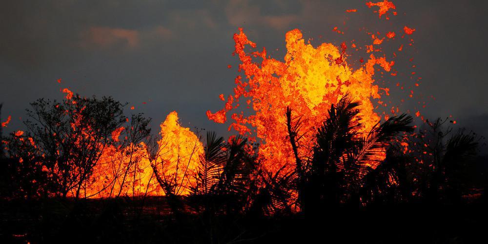 Το ηφαίστειο της Αίτνας ξύπνησε