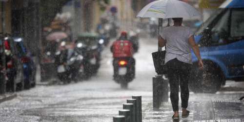 Καιρός – Έκτακτο δελτίο ΕΜΥ: Έρχονται βροχές και καταιγίδες