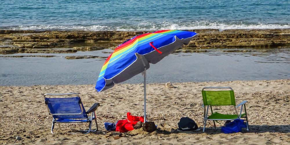 Από την κάλπη στην… παραλία οι Ηρακλειώτες
