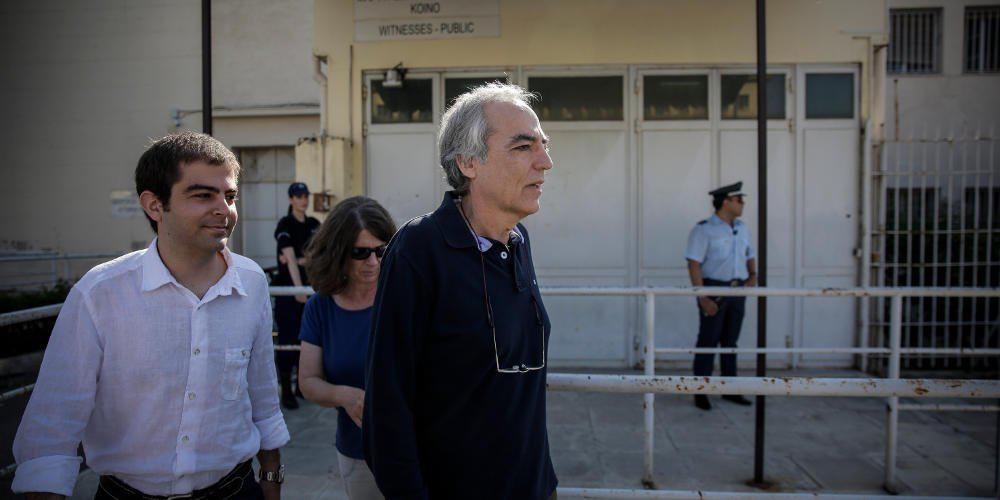 Στο νοσοκομείο για εξετάσεις μεταφέρθηκε το πρωί ο Κουφοντίνας - Επέστρεψε στην φυλακή