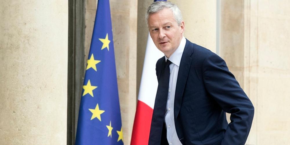 Λεμέρ: Μόνο ενωμένη η Ευρώπη μπορεί να αντιμετωπίσει τον Τραμπ