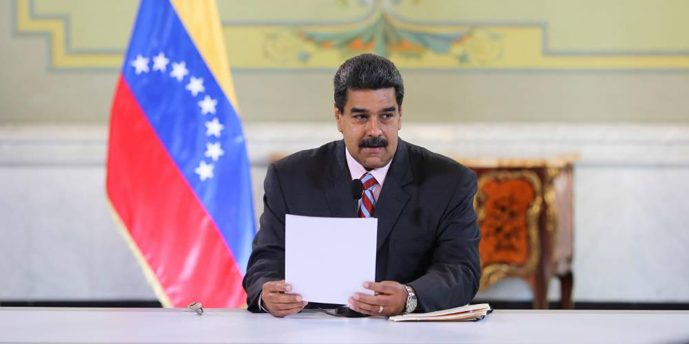 Το τραβάει ο Μαδούρο: Εδωσε διορία 72 ωρών σε Αμερικανούς διπλωμάτες για αν εγκαταλείψουν τη Βενεζουέλα
