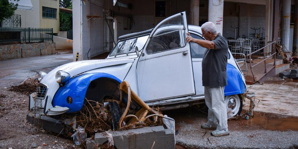 Μάνδρα ένας χρόνος μετά την τραγωδία: Οδοιπορικό του EleftherosTypos.gr [εικόνες]