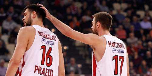 Ο Παπανικολάου φτάνει τις 200 συμμετοχές στην Euroleague [εικόνα]