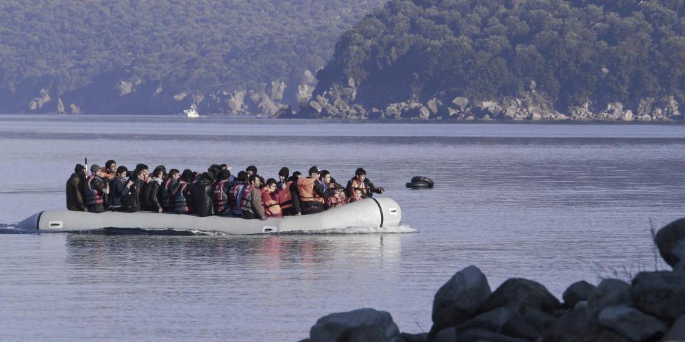 Διασώθηκαν 121 μετανάστες ανοιχτά της Ικαρίας και του Φαρμακονησίου