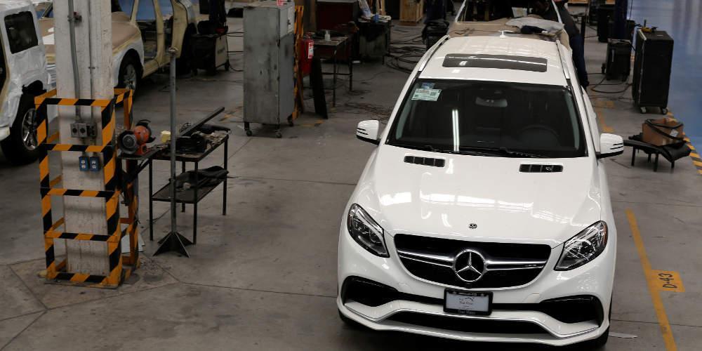 Στο Μεξικό ρεκόρ πωλήσεων σημειώνουν τα… αλεξίσφαιρα αυτοκίνητα!