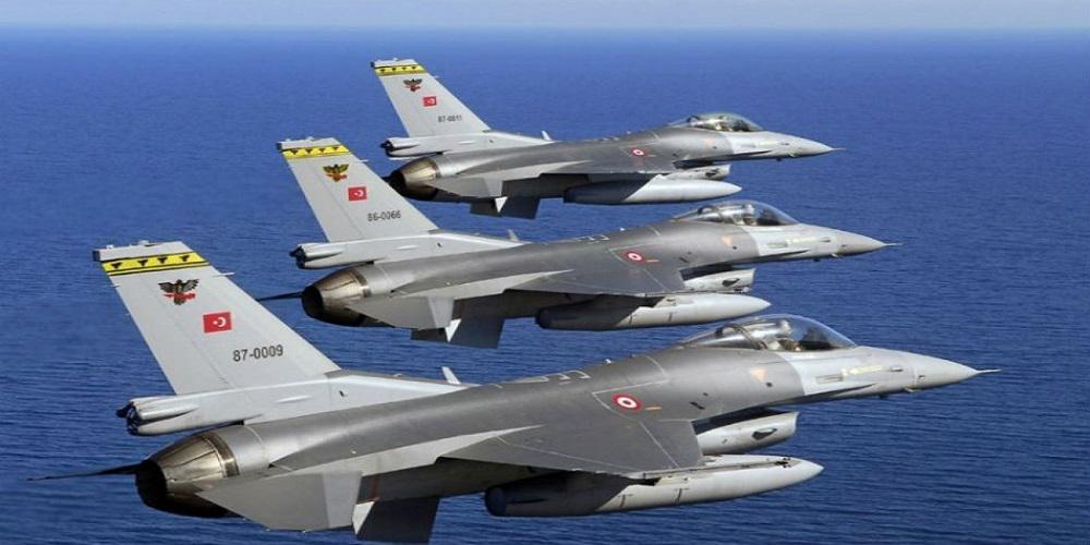Δεκάδες παραβιάσεις έκαναν οι Τούρκοι στο Αιγαίο