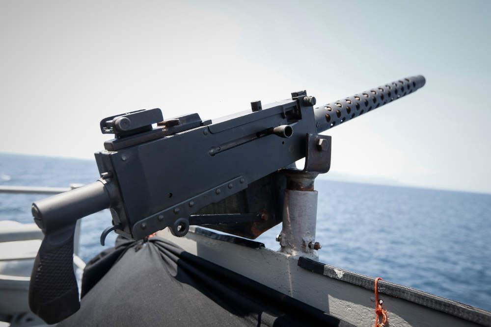 Μεσόγειος: Λιβυκό στρατιωτικό σκάφος άνοιξε πυρ κατά ιταλικού αλιευτικού