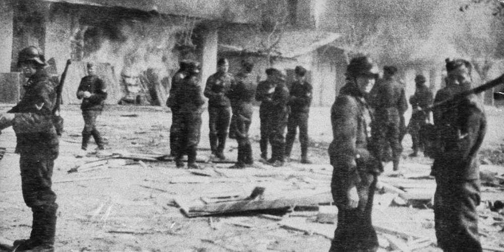Φρικαλεότητα χωρίς τιμωρία: 76 χρόνια από τη σφαγή του Διστόμου