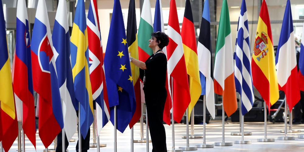 Brexit, Τουρκία και Οικονομία στην ατζέντα της σημερινής Συνόδου Κορυφή της ΕΕ
