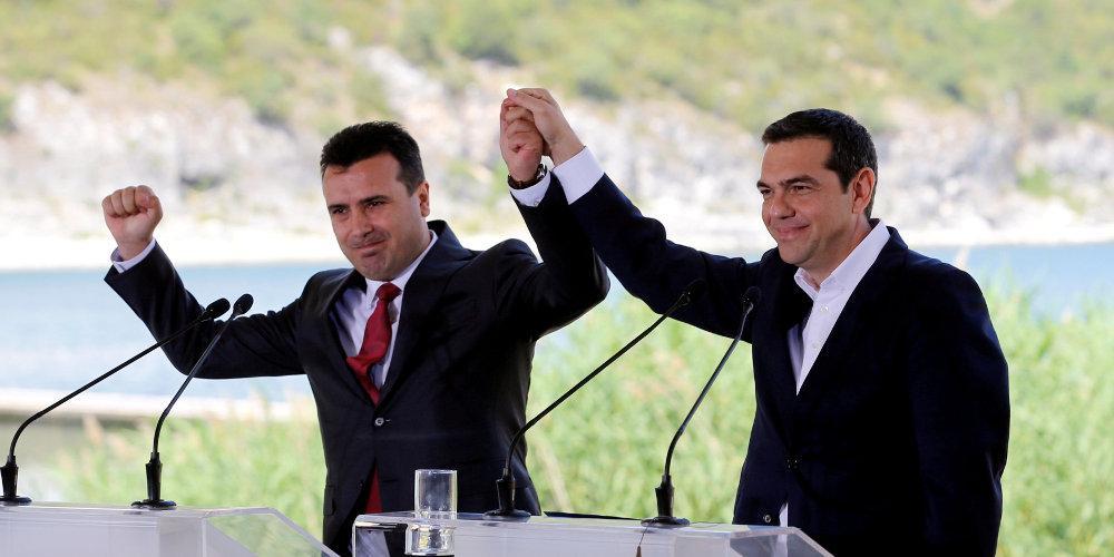 Τσίπρας στο MIA: Υπάρχει πολιτικό κόστος από τη Συμφωνία των Πρεσπών