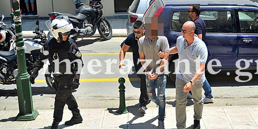 Αποκάλυψη: Τι είπε μέσα από την φυλακή ο πατροκτόνος στην Ζάκυνθο στην οικογένεια του