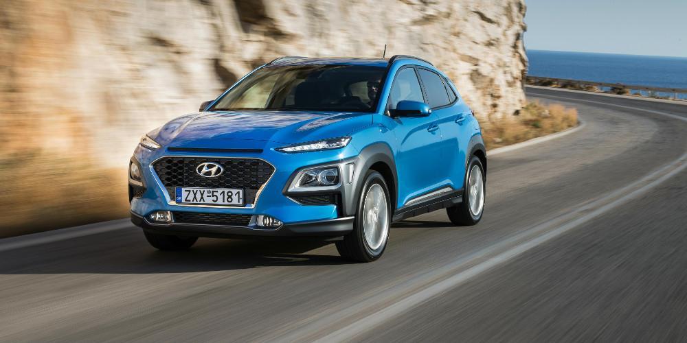 Ρεκόρ πωλήσεων για τη Hyundai στο α' εξάμηνο του 2018
