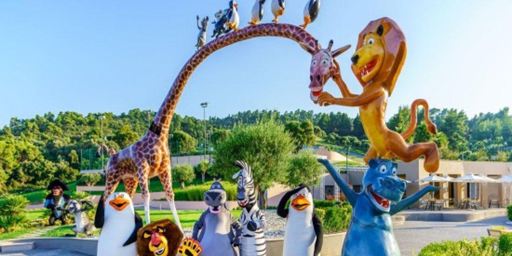 Εντυπωσιακό παιδικό πάρκο στο Miraggio Thermal Spa Resort