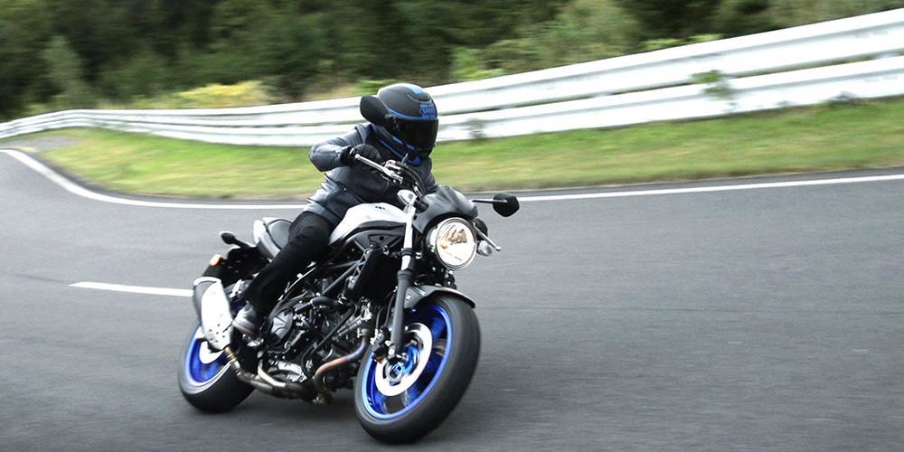 Νέα προωθητική ενέργεια Suzuki Moto με όφελος έως και 1.200€