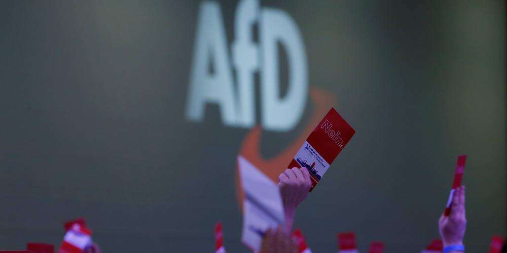 Ποσοστό-σοκ στην Γερμανία για τους ακροδεξιούς: Δεύτερο κόμμα το AfD