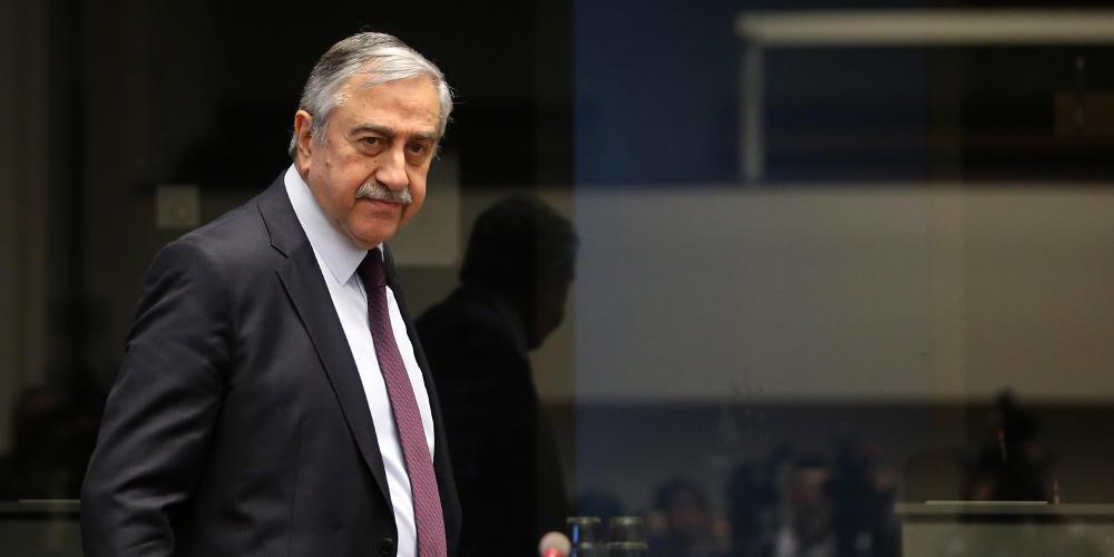 Ακιντζί για Κυπριακό: Δεν μπορεί να υπάρξει διαδικασία ανοικτού τέλους
