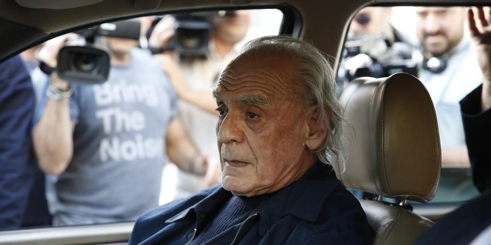 Έκτακτο: Εκτός φυλακών ο Άκης Τσοχατζόπουλος