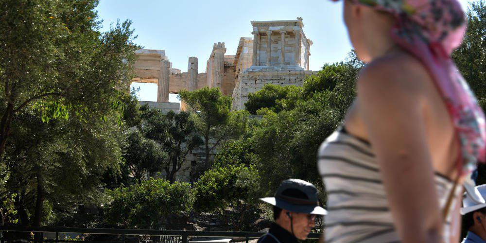Τράπεζα της Ελλάδος: 2,45 εκατ. τουρίστες στο πεντάμηνο Ιανουαρίου Μαΐου