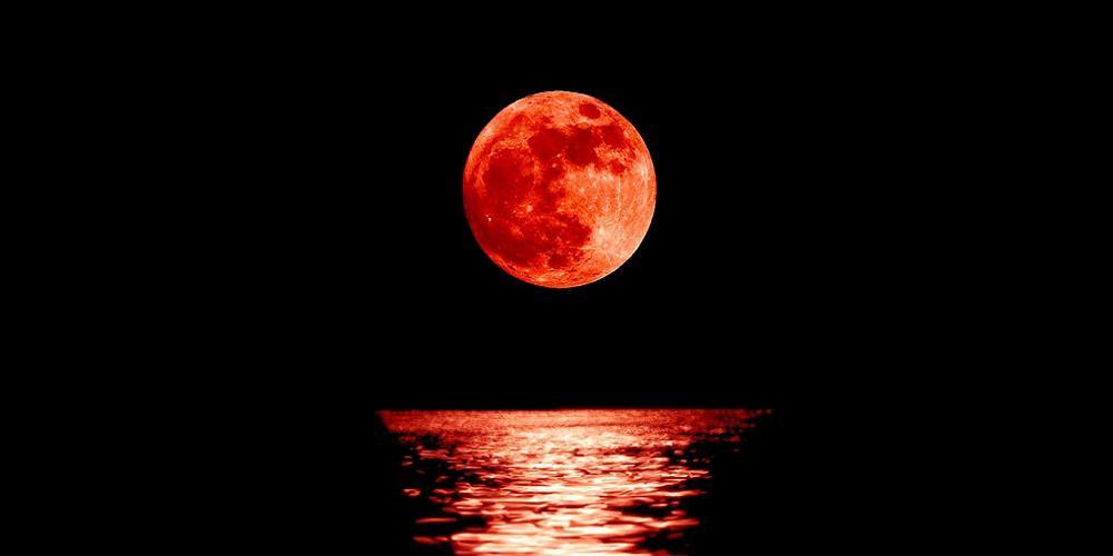 Ματωμένο φεγγάρι: Δείτε live το φαινόμενο - Πότε θα είναι ορατό στην Ελλάδα