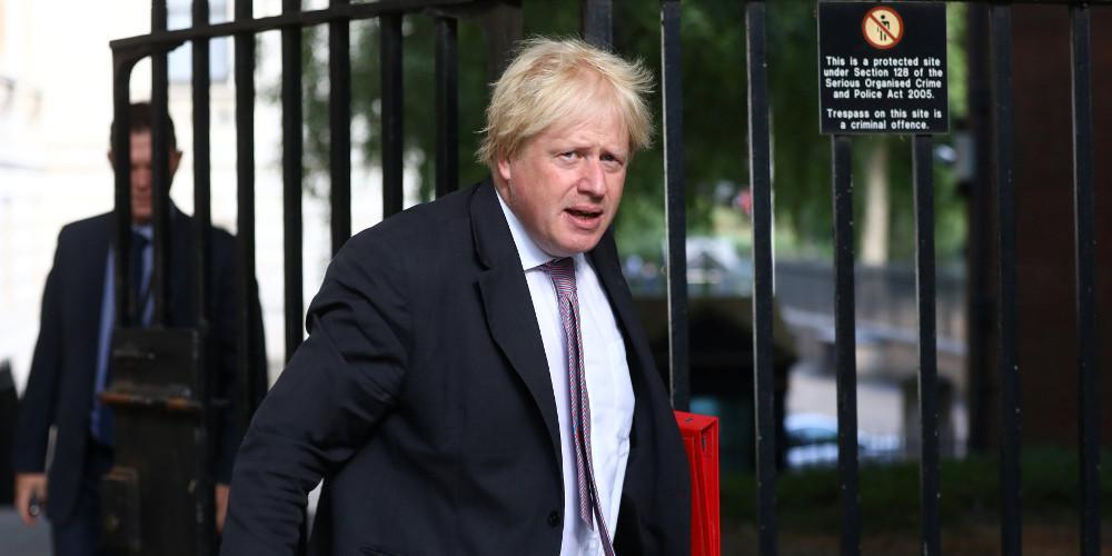 Δημοσκόπηση στη Βρετανία: Προβάδισμα 16% για τον Μπόρις Τζόνσον